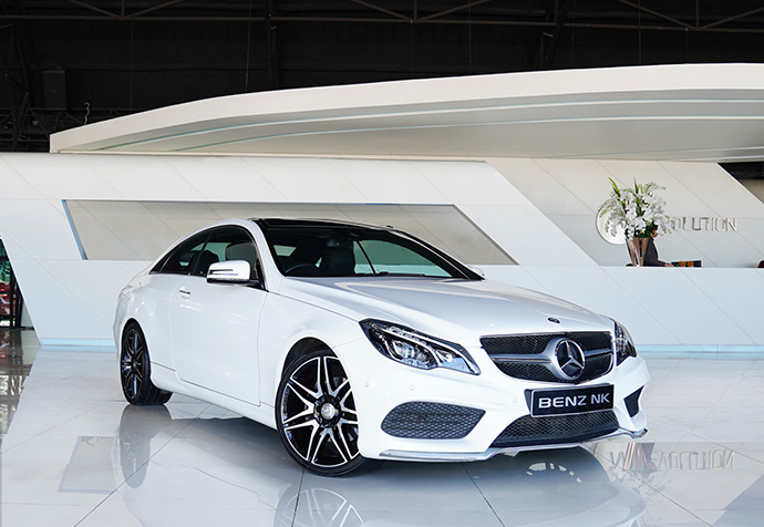 E250 CGI COUPE Mercedes Benz